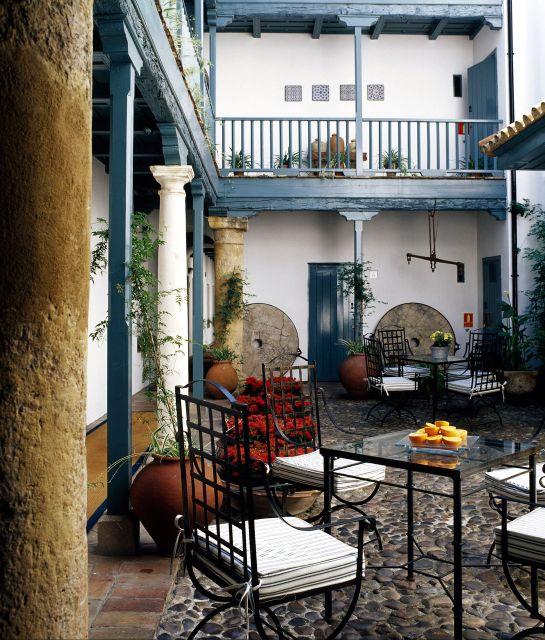 Hotel las casas del rey de baeza sevilla sevilla - Las casas del rey ...