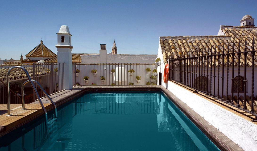 Hotel las casas del rey de baeza sevilla sevilla - Las casa del rey de baeza ...