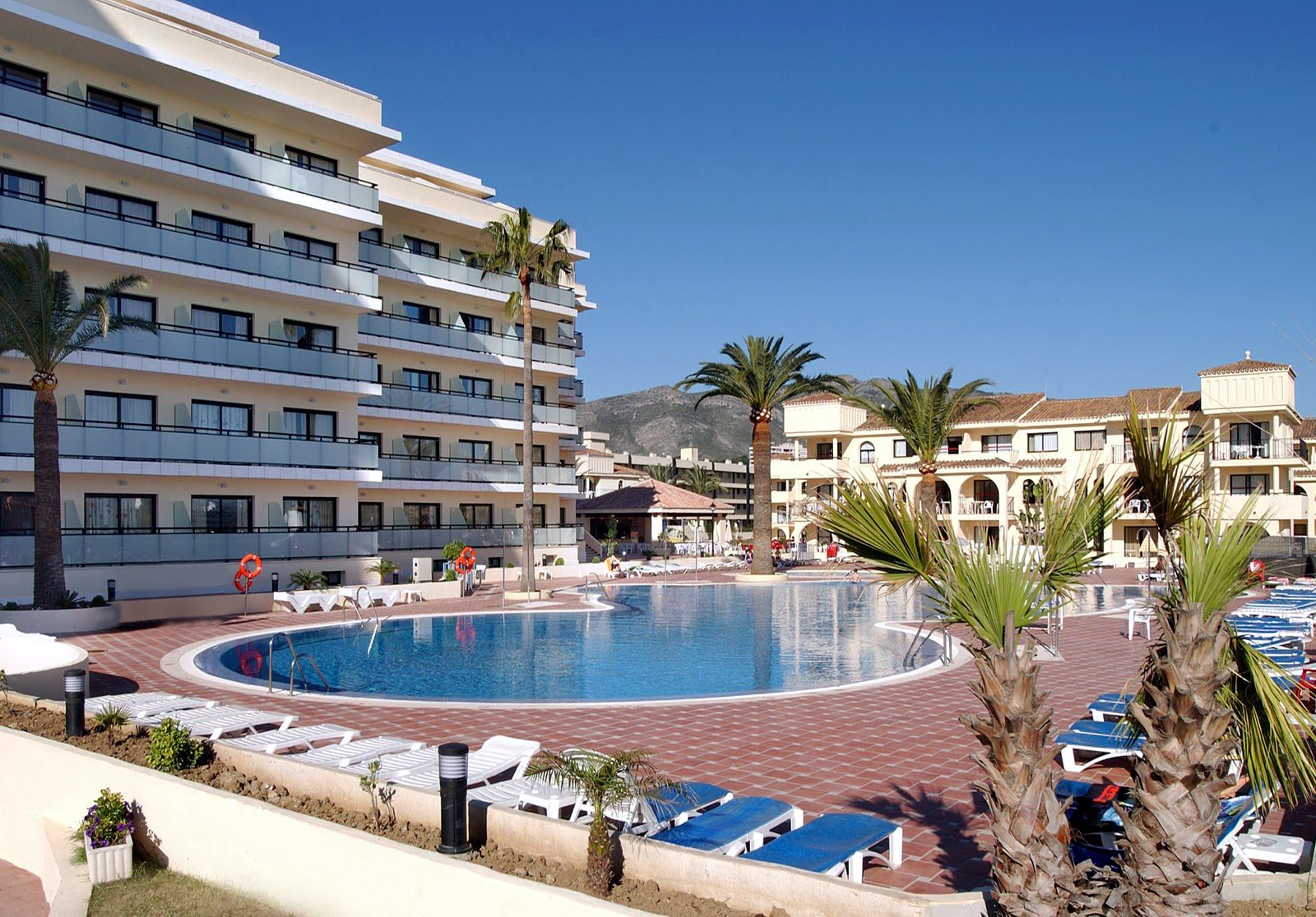 Hotel Club Camino Real Torremolinos Andalousie
