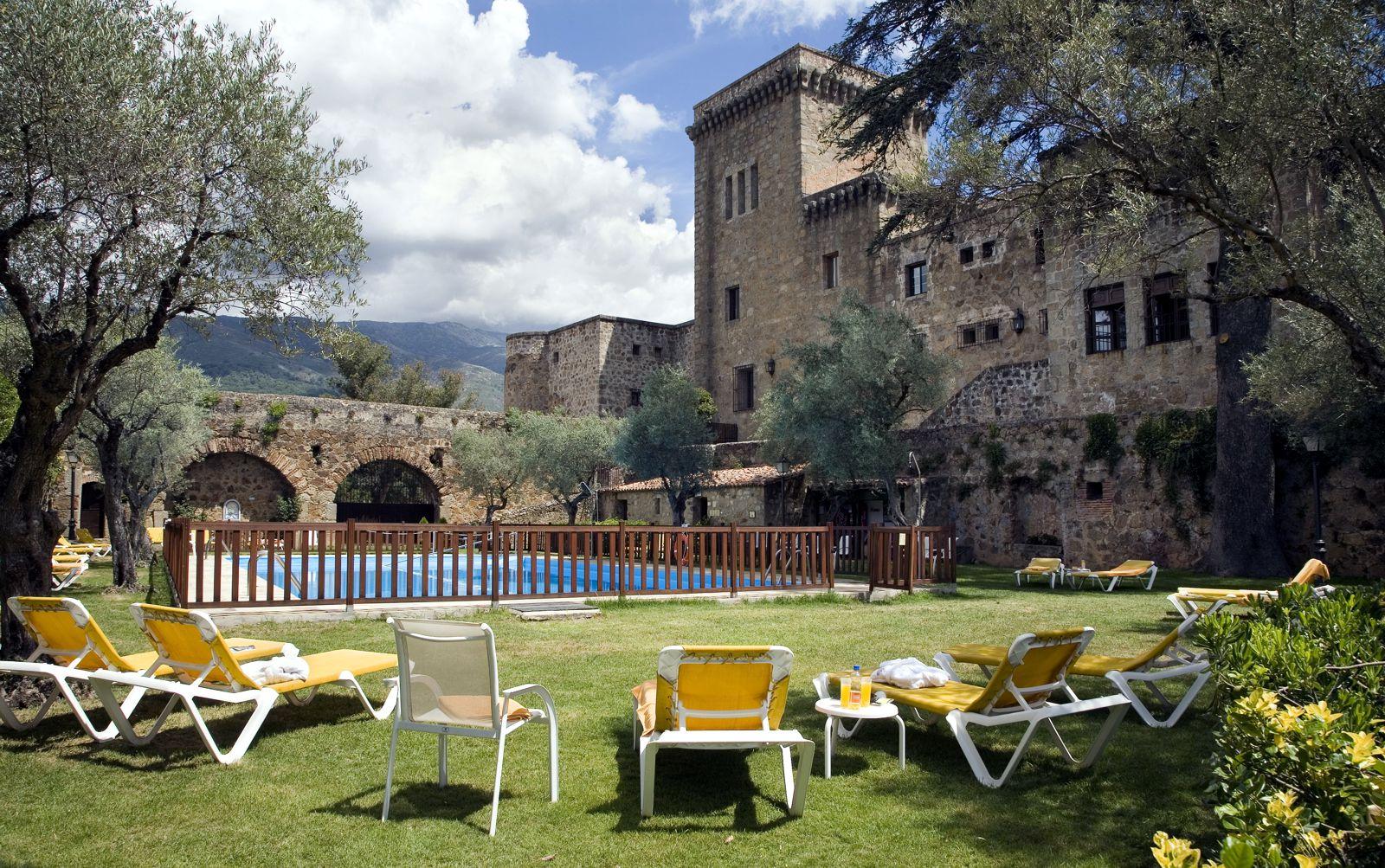 Paradores spanien hotel parador de jarandilla de la vera for La vera caceres