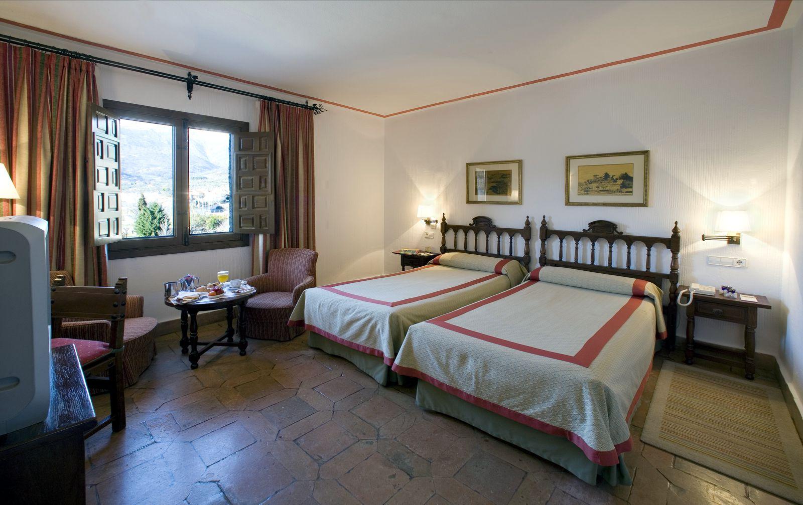 Paradores spanien hotel parador de jarandilla de la vera - Paradores jarandilla de la vera ...