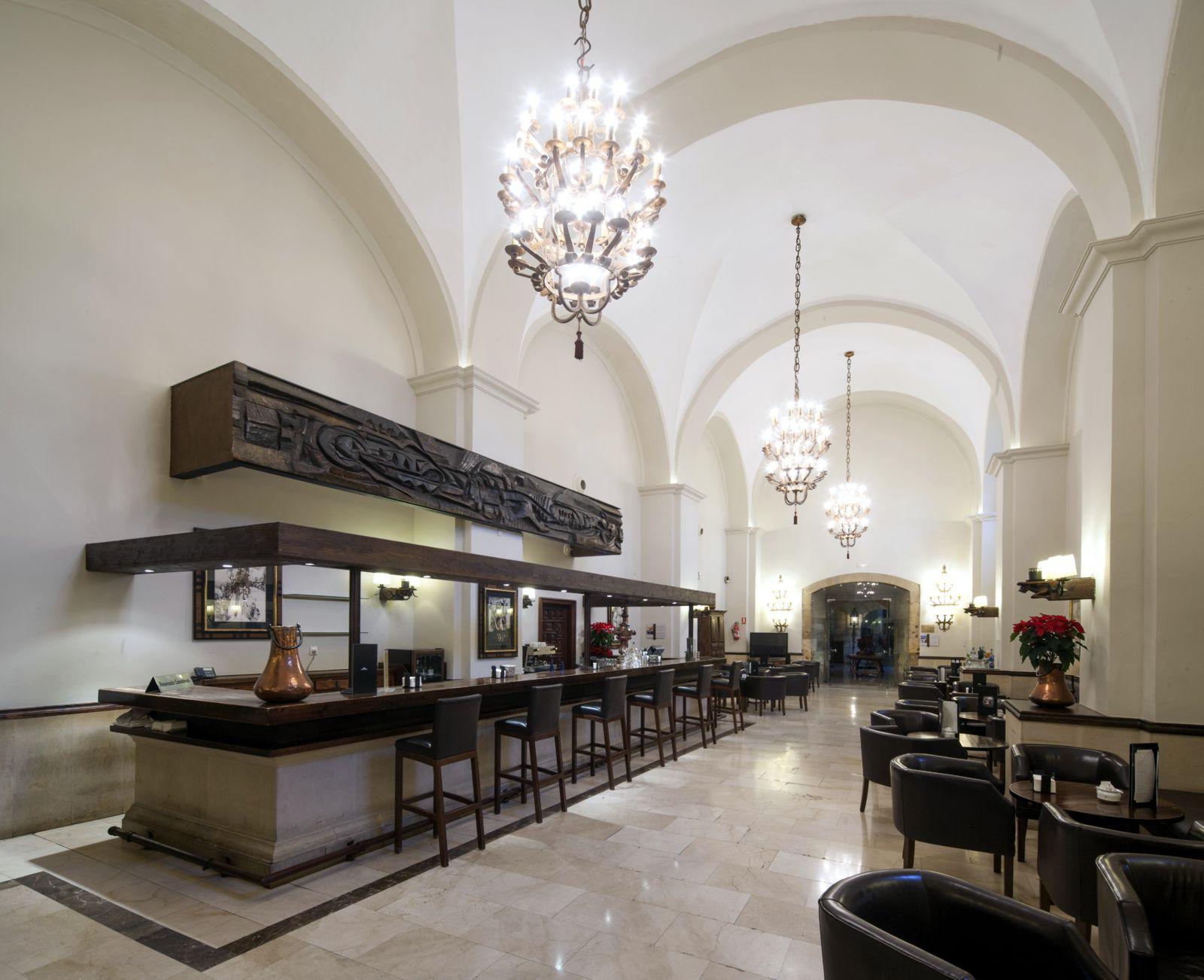 Paradores Spanien ~ Hotel Parador de Leon ***** ~ Leon