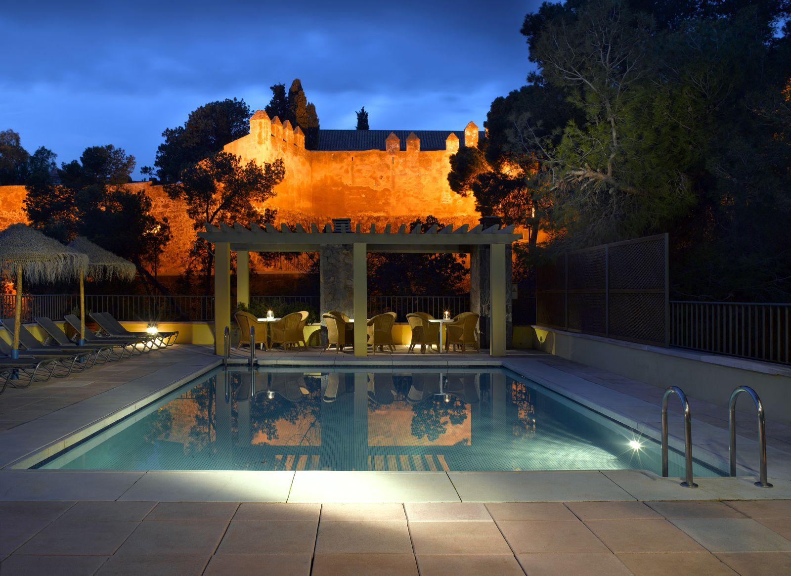 Paradores Spanien Hotel Parador De Malaga Gibralfaro
