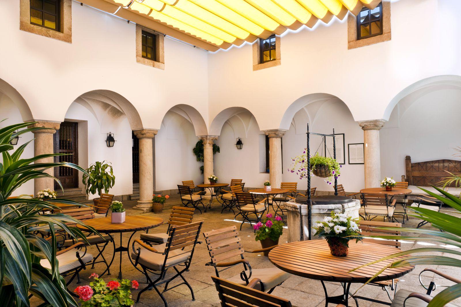 Paradores Spanien ~ Hotel Parador de Merida **** ~ Merida