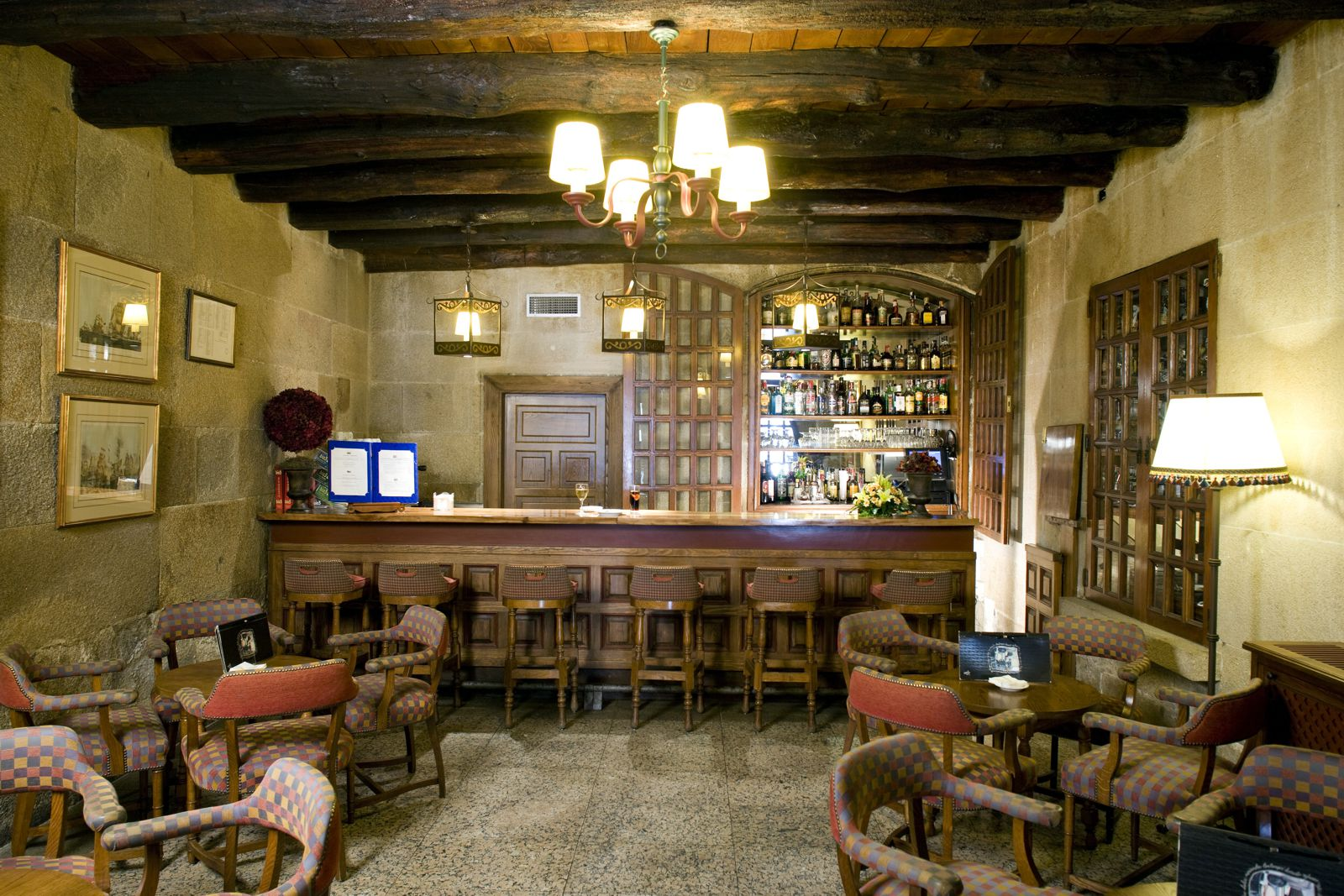 Paradores Spanien ~ Hotel Parador de Pontevedra **** ~ Pontevedra