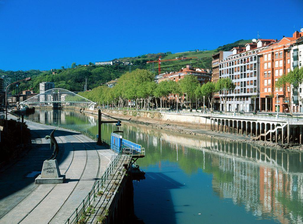 Ankunft Bilbao