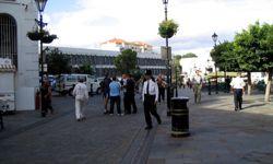 Gibraltar Stadt