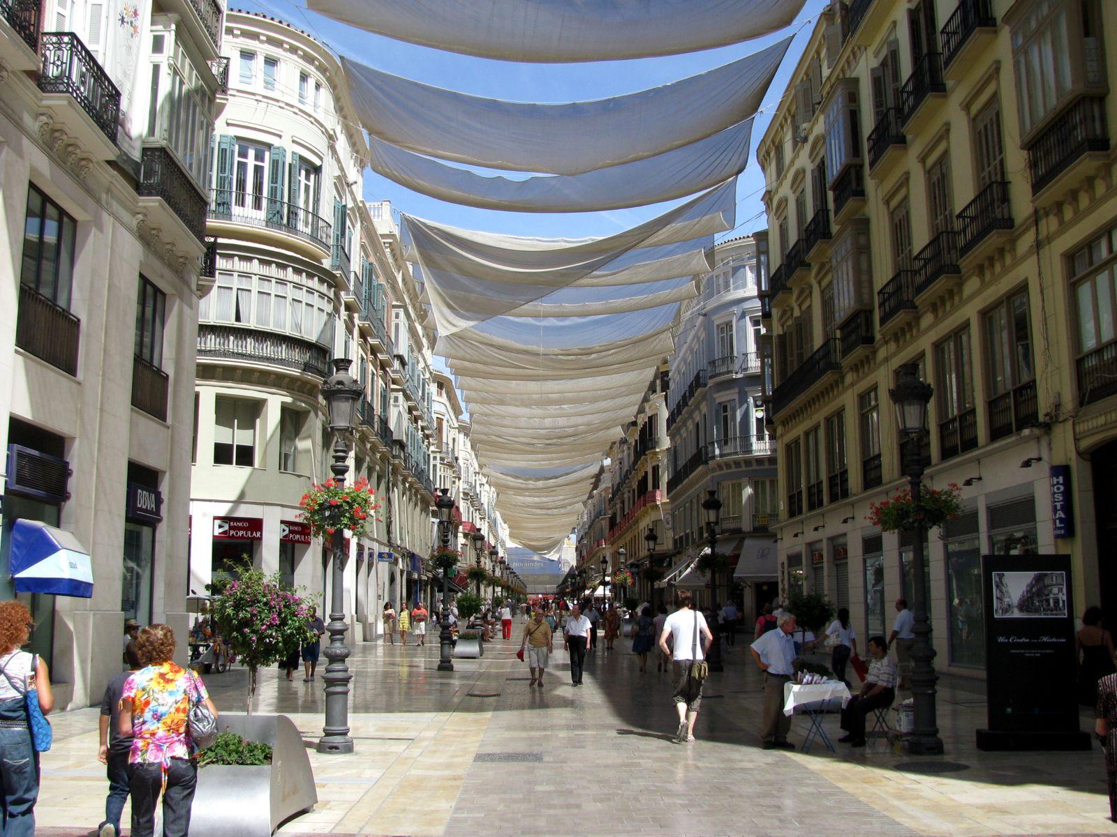 Malaga Altstadt Karte.Malaga Reiseinformation Was Kann Man In Malaga Machen