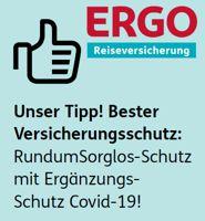 ERGO COVID-19 Reiseversicherung