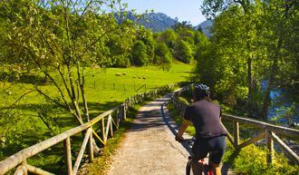 Grüne Wege - Via verde