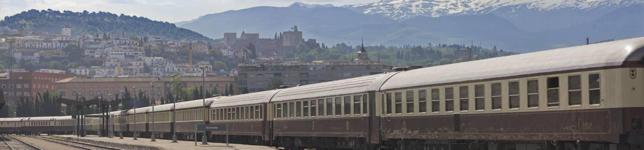 Luxusz�ge Spanien - El Tren Al Andalus