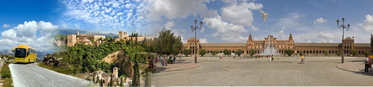 Ausflüge in Andalusien