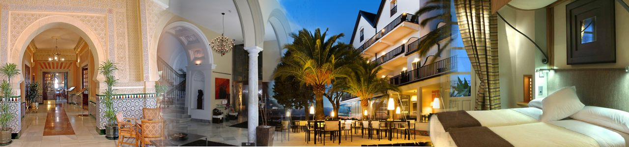 Luxusrundreise durch andalusien und marbella for Design hotels andalusien