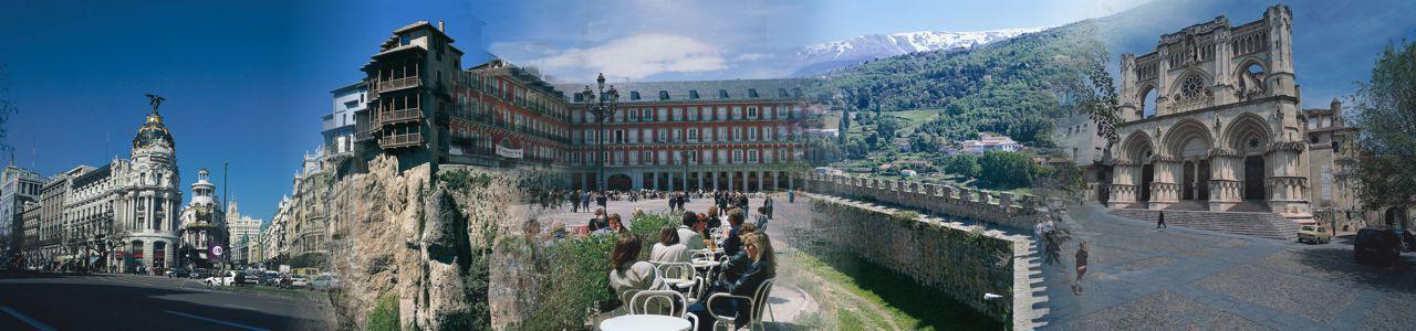 Mietwagenrundreisen Spaniens Weltkulturerbe