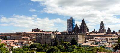 Mietwagen-Rundreise 'Das grüne Spanien' ab Santiago de Compostela